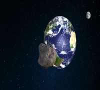 Collision Between Asteroids Sparked Earth's Biodiversity: Study