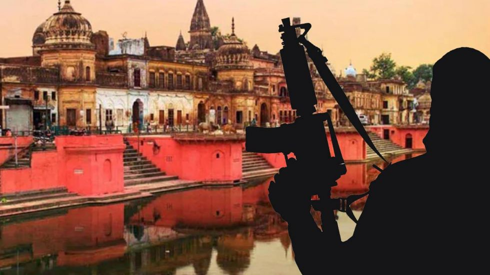 Extra security measures are in place in the wake of the expected verdict on Ayodhya case