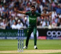 Hasan Ali Ruled Out Of Twenty20 International Series Against Australia With Back Injury