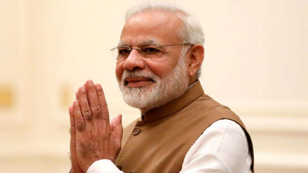 PM Modi tweeted just before voting began for Maharashtra, Haryana and bypolls on Monday morning