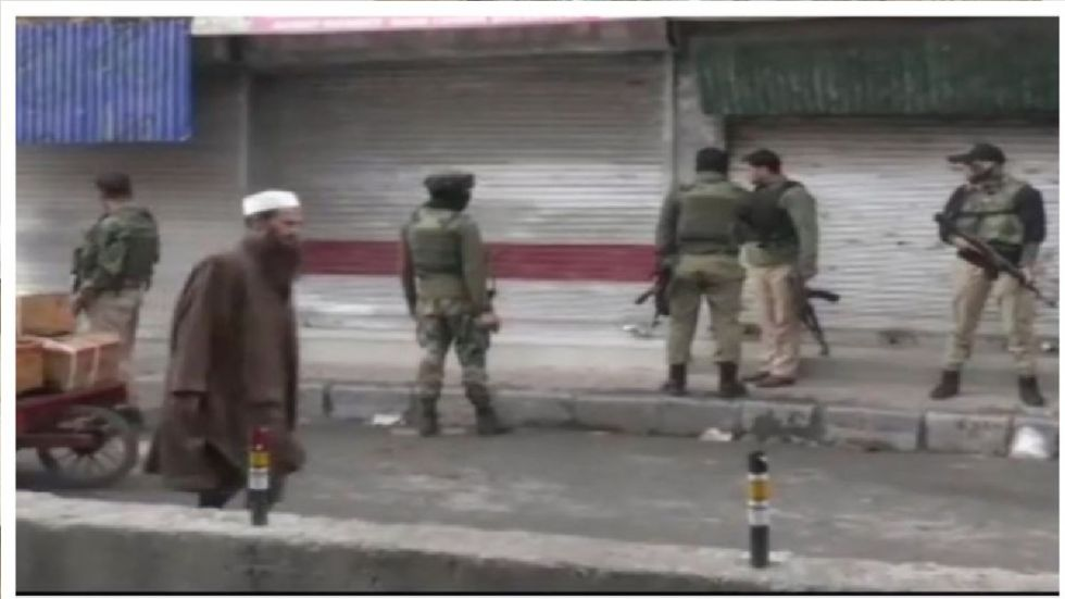 The US lawmakers expressed their concerns over the human rights situation in Kashmir.