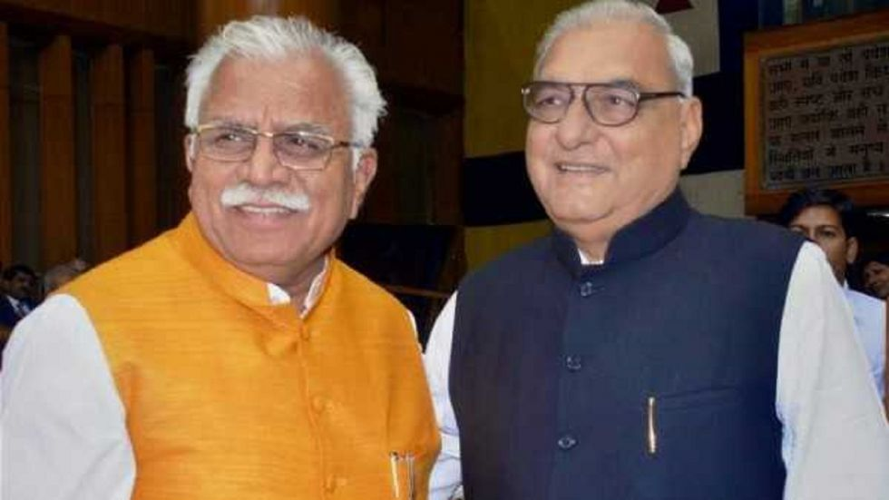 Close fight between BJP, Congress likely in Haryana elections: India Today-Axis My India exit poll