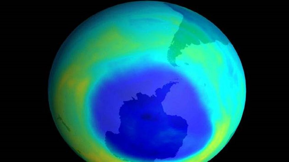 2019 Ozone Hole Is The Smallest On Record: NASA