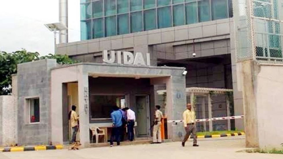 The UIDAI was created with the objective to issue Unique Identification numbers (UID).