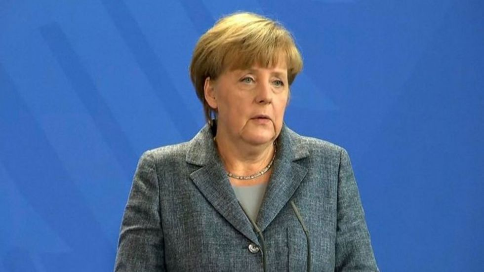 Angela Merkel will also meet top executives of major Indian companies which are active in Germany.