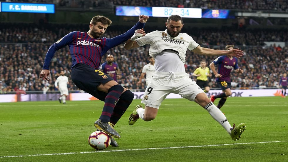 La Liga, who originally proposed the postponement, claimed December 18 would clash with fixtures in the Copa del Rey and harm the economic interests of the clubs involved.