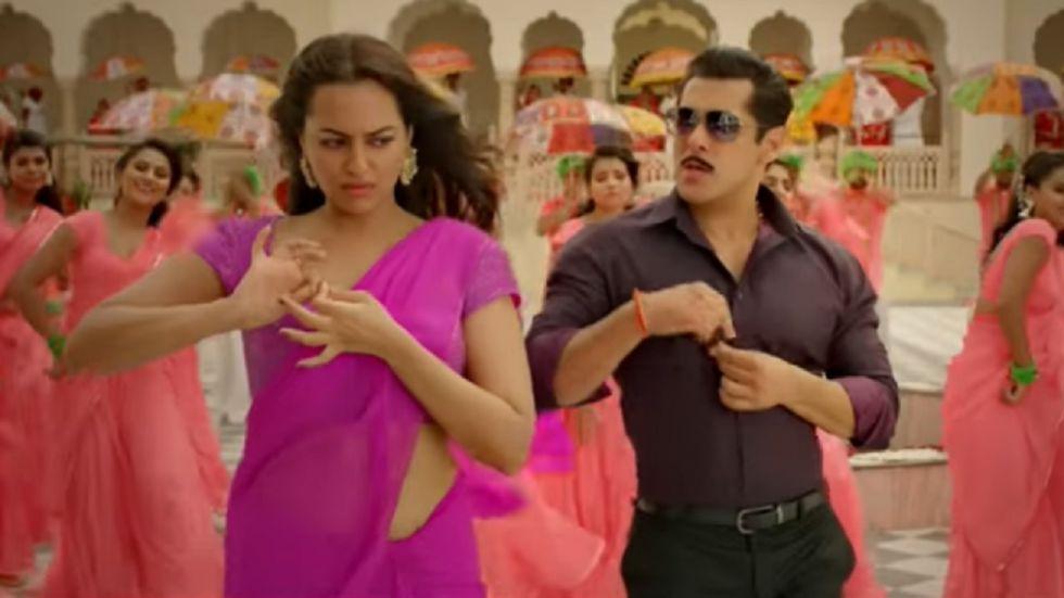 Dabangg 3: Salman Khan Returns As Chulbul Pandey, To Romance With Saiee And Sonakshi