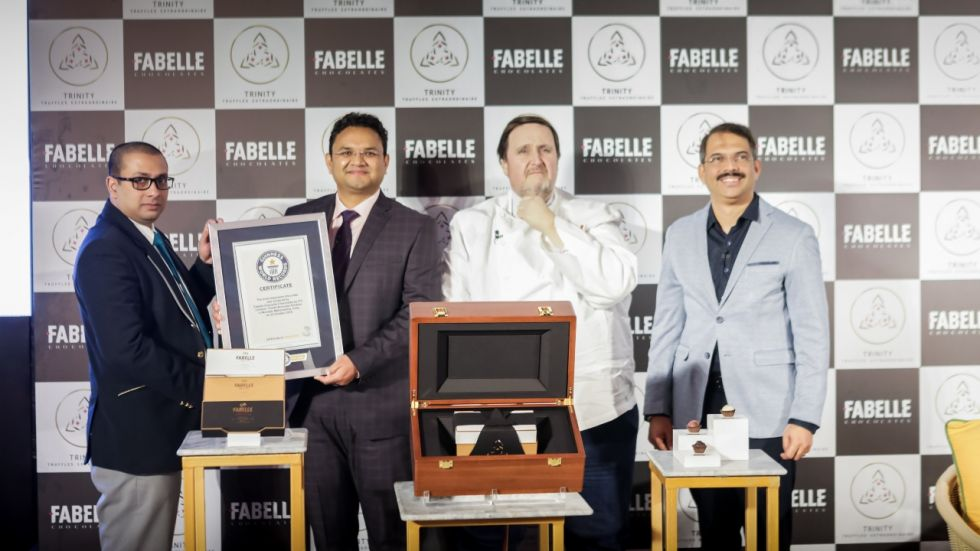 ITC Launches World's Most Expensive Chocolate Priced At Rs 4.3 lakh/kg