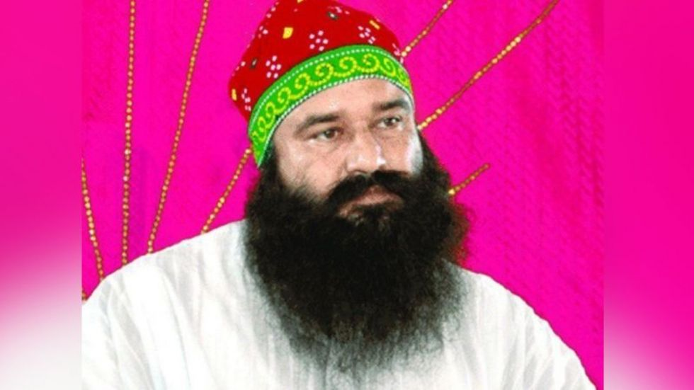 Earlier in January, Gurmeet Ram Rahim was sentence to life imprisonment for the murder of a journalist over 16 years ago.