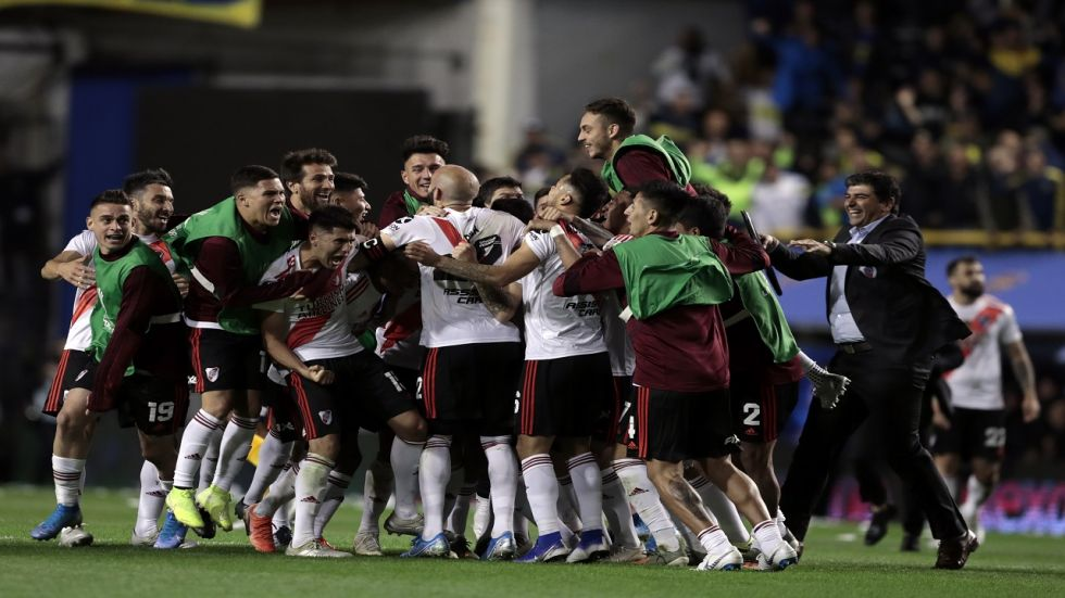 River Plate are the defending Copa Libertadores champions and they will face either Flamengo and Gremio in the final in Santiago.