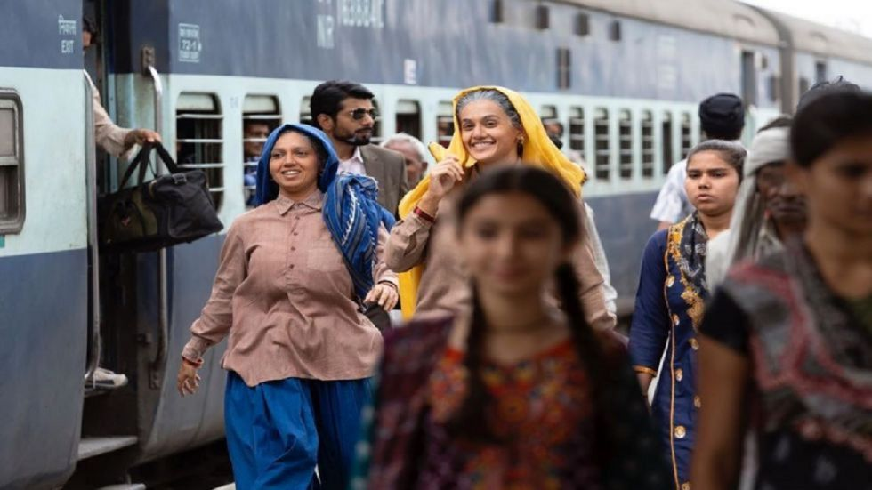 Scarcity Of Roles For Women In General: Taapsee On 'Saand Ki Aankh' Age Controversy
