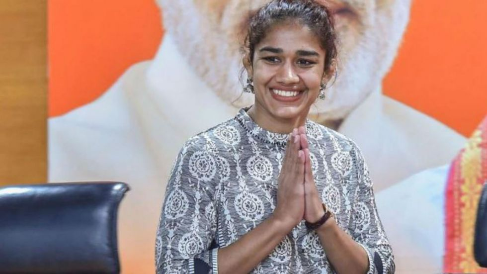 Haryana Assembly Polls: Babita Phogat finishes third as independent Sombir wins Dadri seat