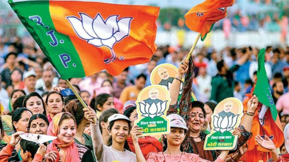 The BJP's electoral juggernaut met with some resistance in Maharashtra and Haryana with a resurgent Congress putting up a good showing in the northern state.