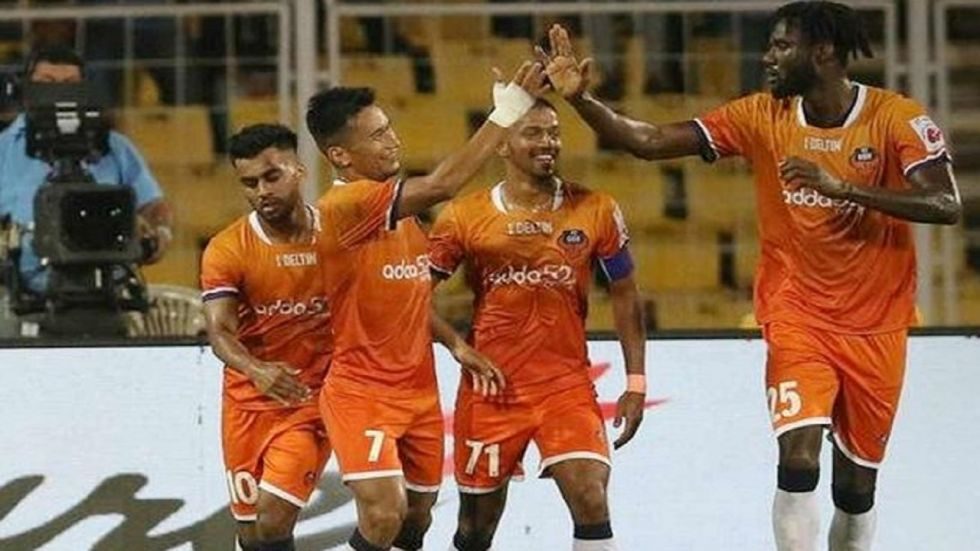 New signing Seiminlen Doungel scored on his debut to break the deadlock in the 30th minute. All-time ISL top-scorer Ferran Corominas struck in the 62nd minute and substitute Carlos Pena added a third in the 81st minute to get the better of an unimpressive