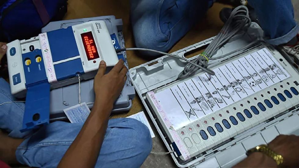 Counting of votes for the byelections held on October 21 for the six Assembly constituencies in Gujarat will be taken up shortly.
