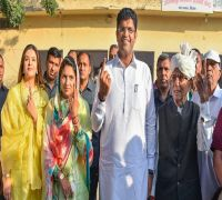 Haryana Election Results: Dushyant Chautala-Led JJP Likely To Support BJP, Say Sources