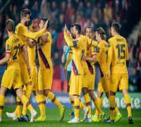 Lionel Messi Creates New UEFA Champions League Record In FC Barcelona's Win