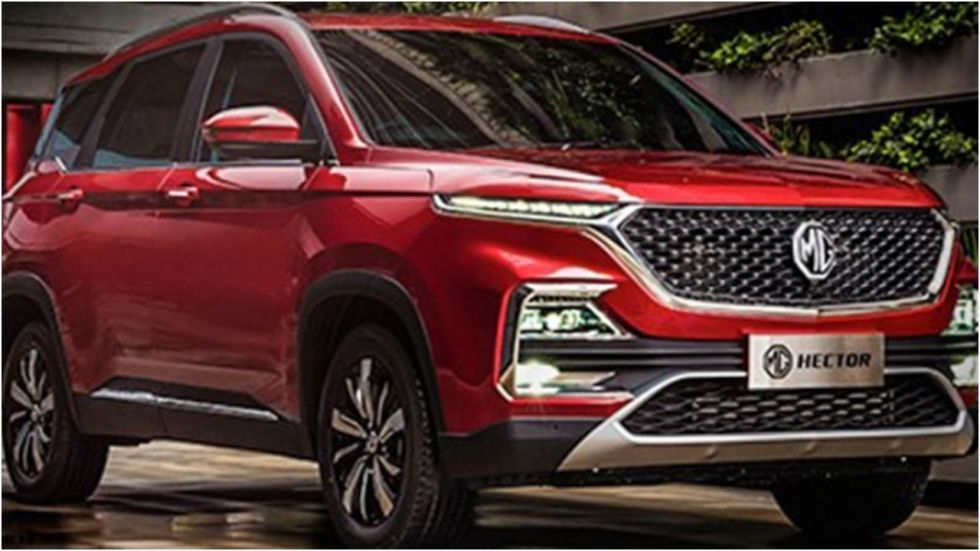 MG Hector Receives Over 38,000 Bookings