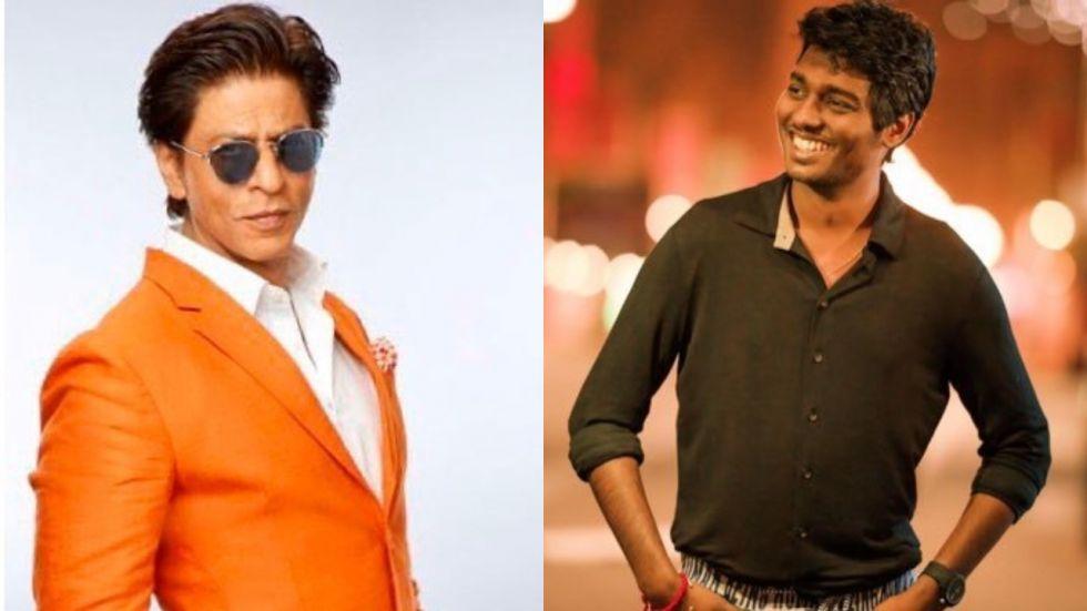 'Bigil' Maker Atlee CONFIRMS He's Directing Shah Rukh Khan For Upcoming Film