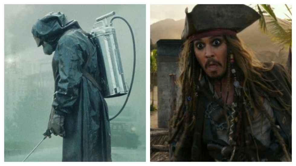 'Chernobyl' Creator Developing 'Pirates Of The Caribbean' Reboot