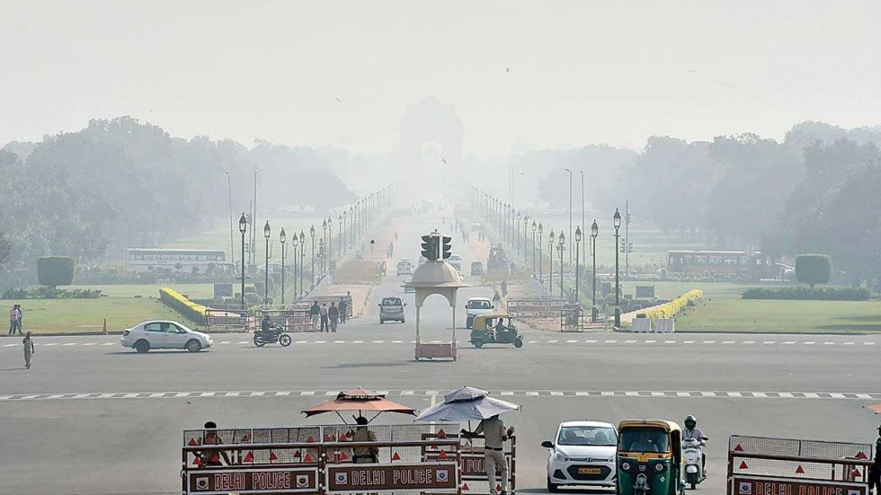 Just a couple of days before the Diwali, the Air Quality Index (AQI) was rated as