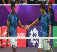 Badminton: Satwiksairaj-Chirag Shetty Enter Final Of French Open Super 750
