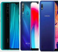 Redmi Note 8 Vs Vivo U10 Vs Samsung Galaxy A10s: Specs, Features, Price COMPARED
