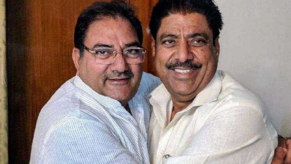 Abhay Chautala and Ajay Chautala