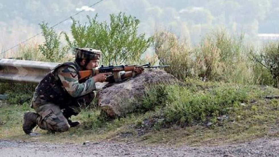 According to official figures, Pakistan army violated ceasefire along the LoC over 2,100 times this year.