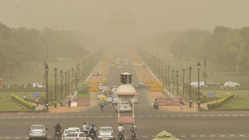 At Anand Vihar, PM 2.5 was hovering over 600. Whereas in RK Puram, it was at 'severe' level of 524.