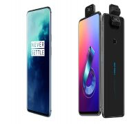 OnePlus 7T Pro Vs Asus 6Z: Specs, Features, Price Of Two Premium Smartphones COMPARED