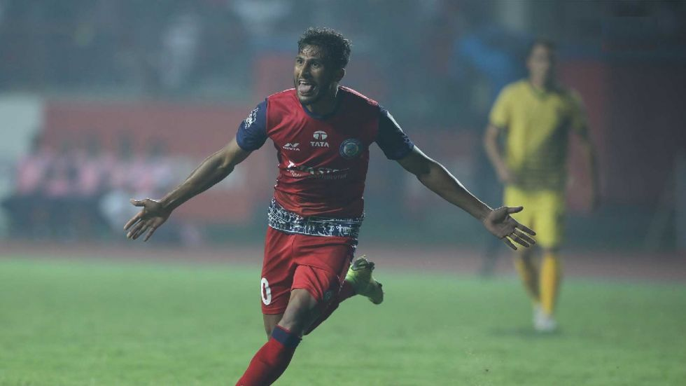 Jamshedpur FC registered their second win on the trot by defeating Hyderabad FC 3-1.