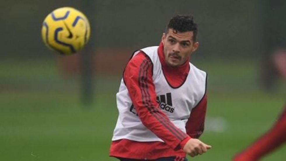 It is also believed the outburst was a reaction to cumulative issues which have built up over time, including social media posts targeting Xhaka and his family.