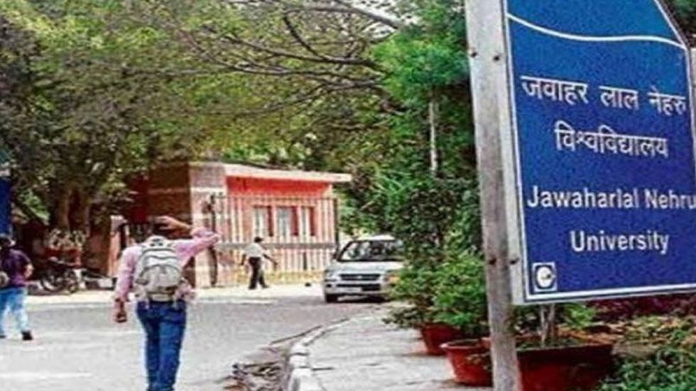 The draft was brought out by the JNU administration without any consultation with the student community.