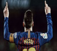 Lionel Messi Fit And Firing As Barcelona Demolish Real Valladolid