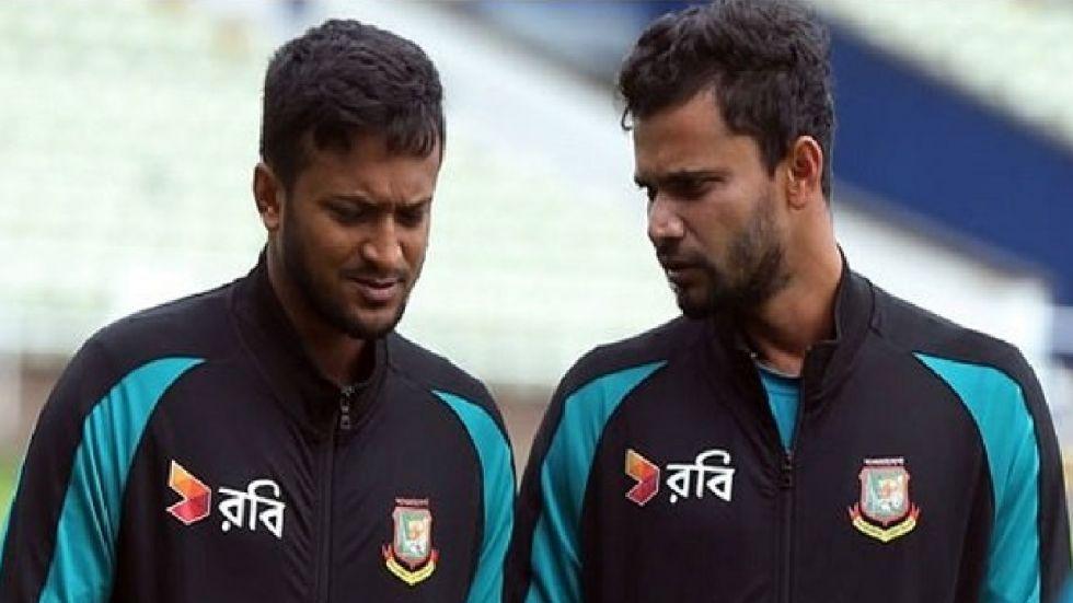 Bangladesh ODI captain Mashrafe Mortaza said that Shakib will lead the side to 2023 World Cup final.
