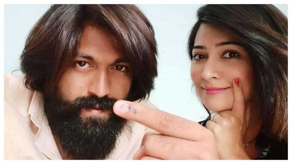 Yash And Wife Radhika Welcome Baby Boy