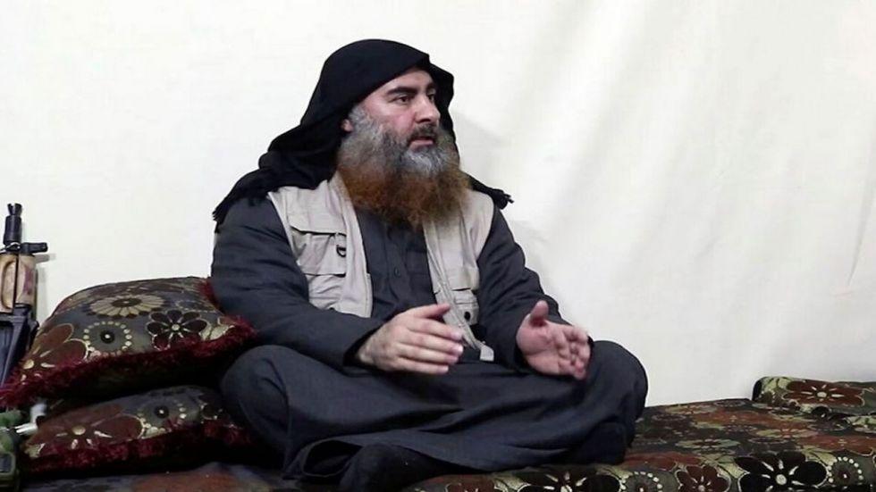 Abu Ibrahim al-Hashimi al-Qurashi