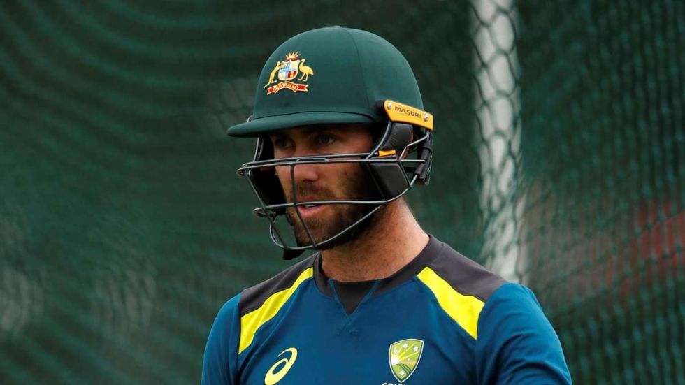 Glenn Maxwell will be replaced by D'Arcy Short in the T20 squad