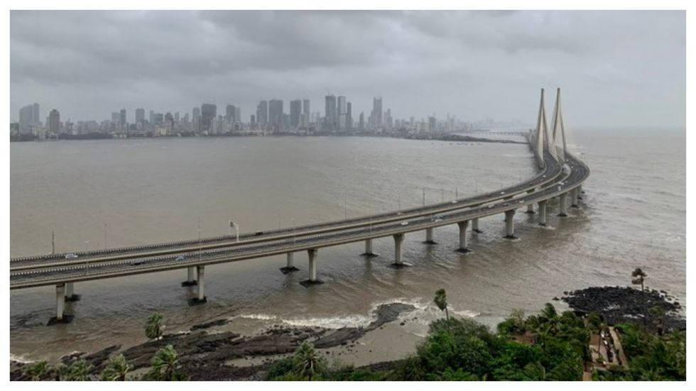 Mumbai Could Be Submerged By 2050: Study