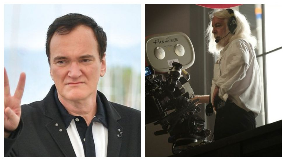 Quentin Tarantino, Robert Richardson To Be Awarded At Camerimage Film Fest