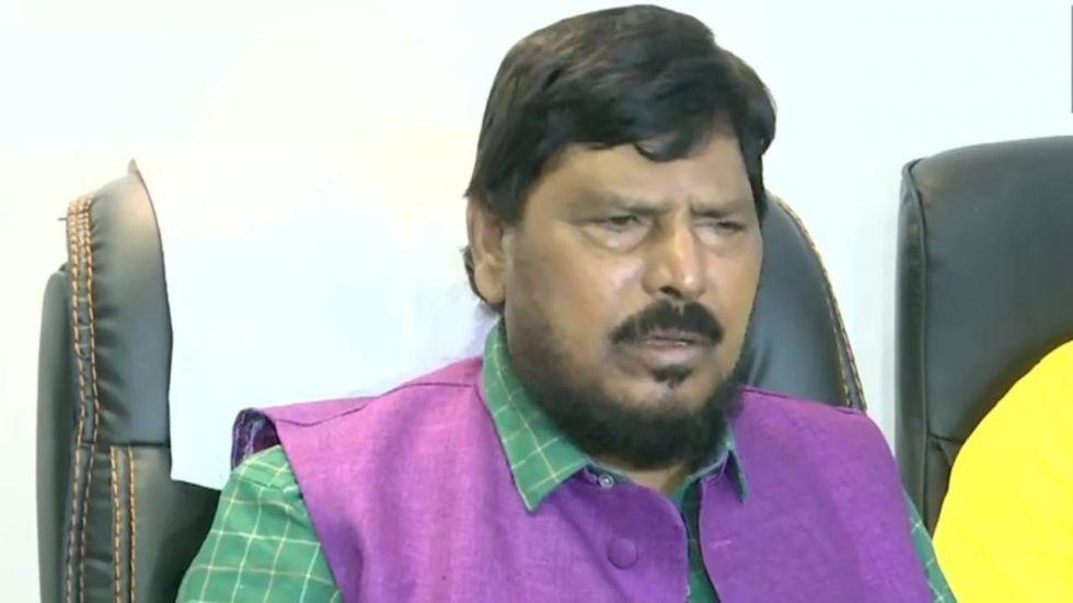 RPI leader Ramdas Athawale said Shiv Sena has the key to the government