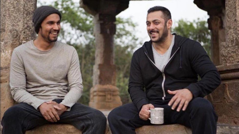Randeep Hooda Is The Bad Guy In Salman Khan's Eid Release 'Radhe'?