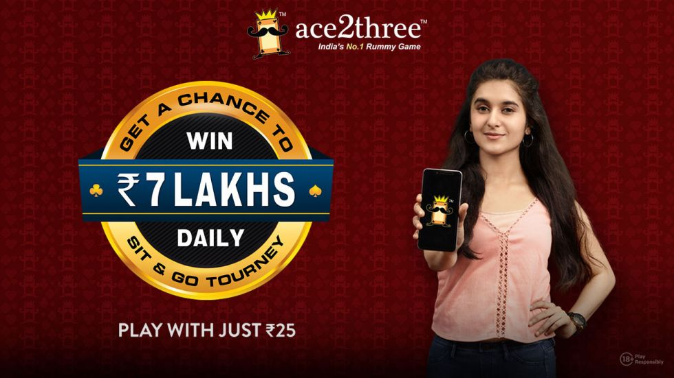 Ace2Three offers five types of online rummy experience.
