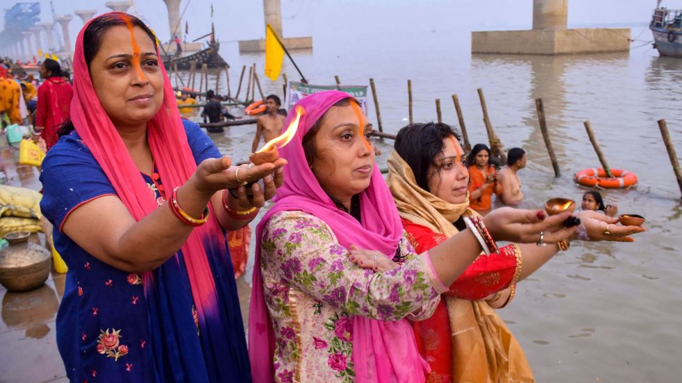 Chhath Puja is one of the most auspicious festivals celebrated by Hindus.