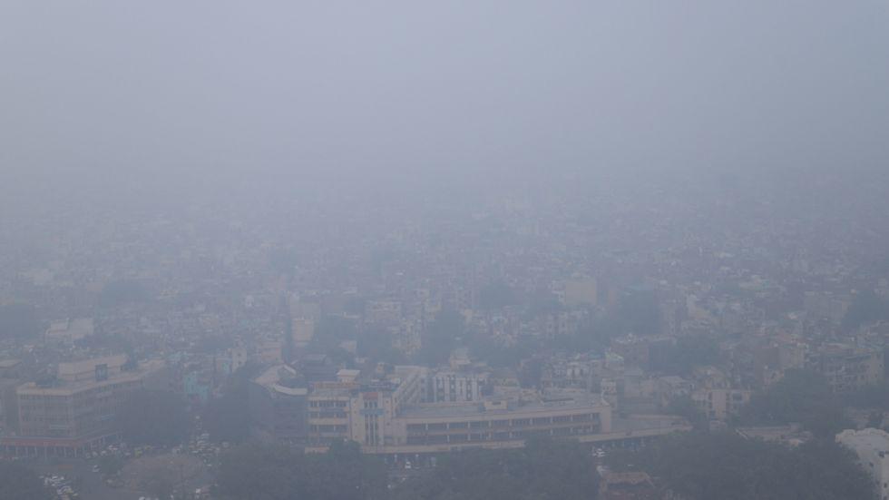 Public health emergency declared in Delhi-NCR, EPCA bans construction till November 5