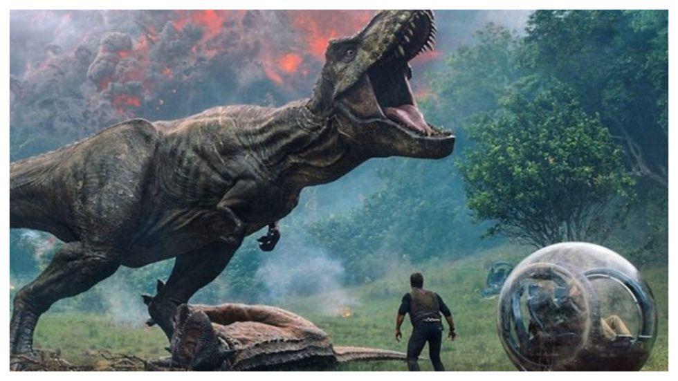 'Jurassic World 3' To Start Filming Mid-Year