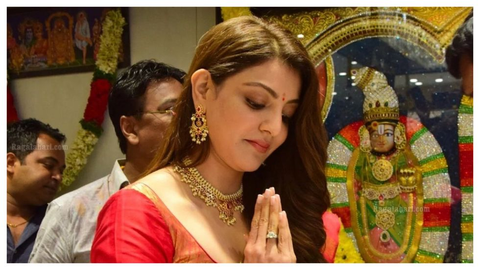 Kajal Aggarwal may be handing out wedding cards sooner than expected