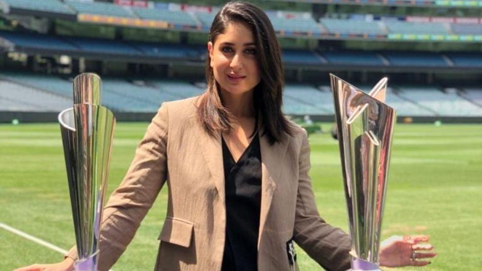 Kareena Kapoor Khan will unveil T20 World Cup trophies.