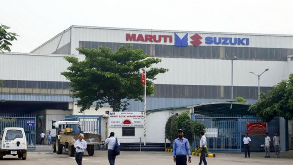 Maruti Suzuki India posted a growth of 4.5 per cent in its domestic wholesales at 1,44,277 units in October as against 1,38,100 units in the same period last year.